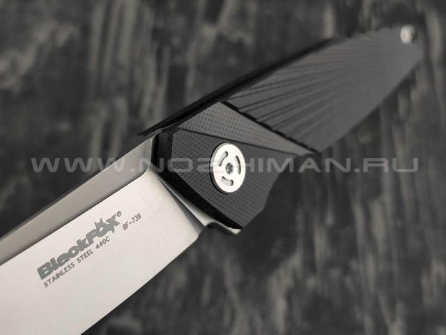 Нож Black Fox BF-739 METROPOLIS сталь 440С, рукоять G10