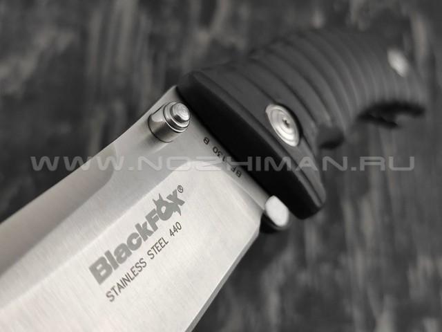 Нож Black Fox BF-130B DROP POINT сталь 440С, рукоять нейлон
