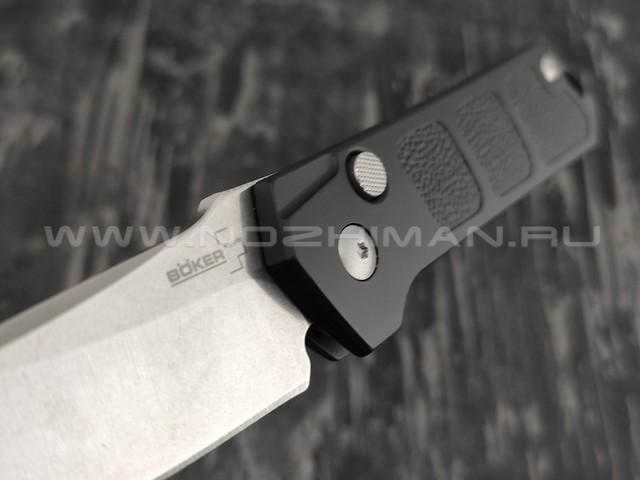 Нож Boker Plus 01BO950 KIHON AUTO сталь Aus-8, рукоять alumimium 6061-T6