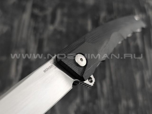 Нож Boker Plus 01BO240 SHADE сталь D2, рукоять G10