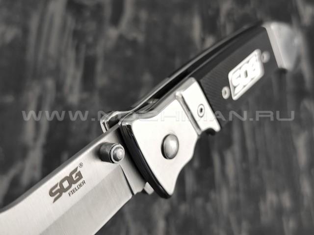 Нож SOG FF38 FIELDER XL сталь 7Cr17MoV, рукоять G10