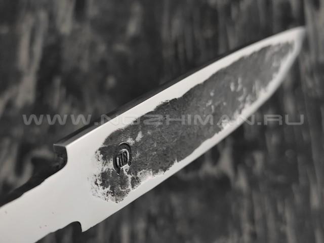 Клинок №129 сталь D2 (Кузница Васильева)