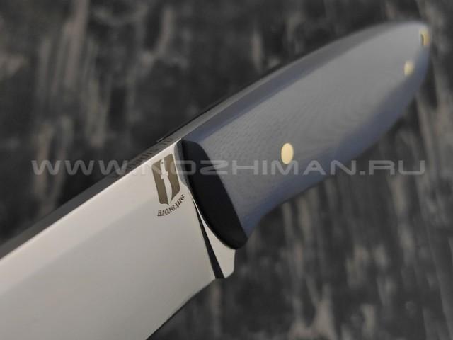 "Нож ""Цезарь"" сталь Vanadis 10, рукоять G10 (Наследие)"
