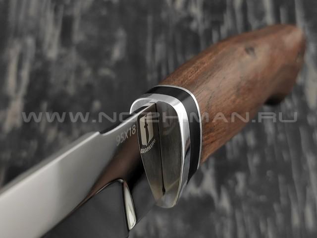 """Нож """"Млечный путь"""" сталь 95Х18, рукоять бубинга (Наследие)"""