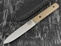 Нож Sihan Limited сталь N690 рукоять G10 tan