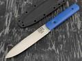 Нож Sihan Limited сталь N690 рукоять G10 blue