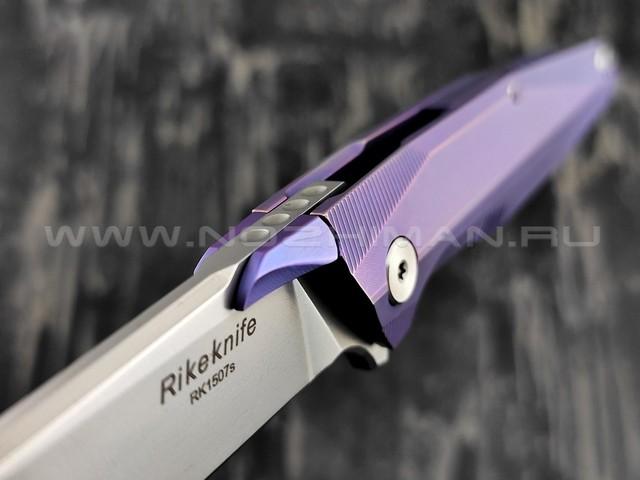 Нож Rike Knife RK1507S-P сталь S35VN, рукоять титан