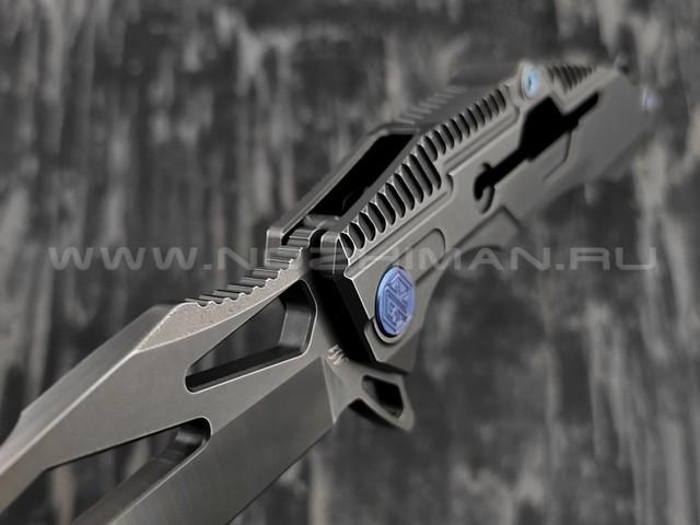 Нож Rike Knife RK M1-DG сталь S35VN, рукоять титан