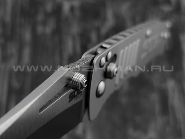 Нож SOG TG1001 Targa сталь VG-10, стальная рукоять