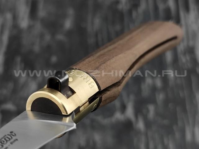 Нож грибной Antonini Old Bear Classical Walnut 9387/19_LN сталь AISI 420, рукоять дерево орех