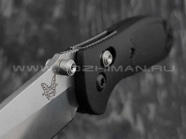 Нож Benchmade 556-S30V Griptilian Mini сталь CPM S30V, рукоять Noryl GTX black