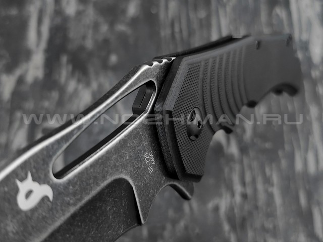 Нож Black Fox Hugin BF-721 сталь 440C, рукоять G10