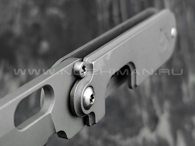 Нож Black Fox Ben Gen 2 BF-719 сталь 440C, рукоять сталь