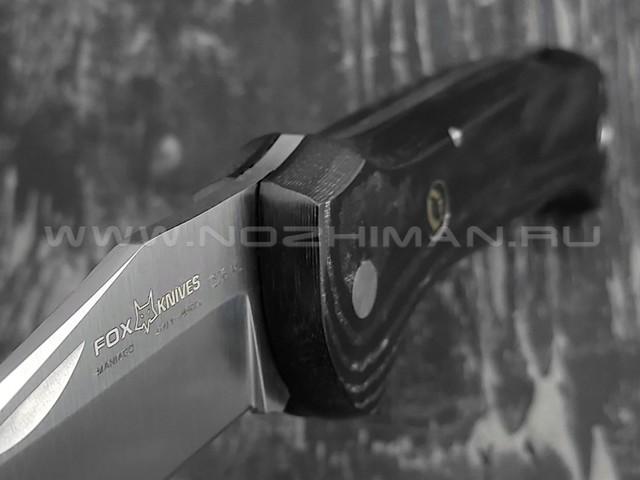 Нож Fox Forest 576ML сталь N690Co, рукоять Micarta