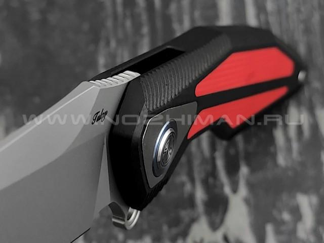 Нож Rike Knife Tulay-BR RK12863-1 сталь 154CM, рукоять G10