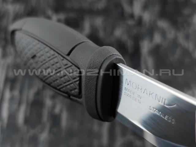 MORAKNIV нож Eldris 13843 сталь inox, рукоять резинопластик dark grey