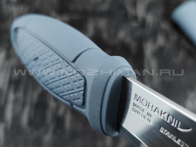 MORAKNIV нож Eldris 13851 сталь inox, рукоять резинопластик dusty blue