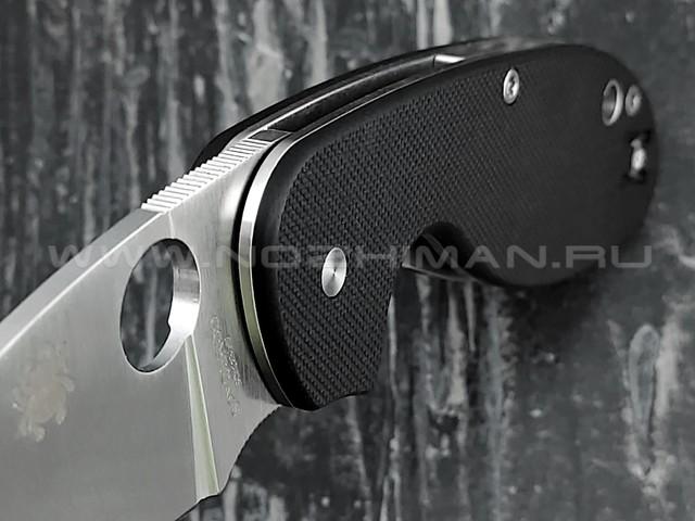 Нож Spyderco Efficient 216GP, сталь 8Cr13MoV, рукоять G10