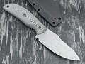 ZH KNIVES нож Palmistry сталь N690, рукоять микарта