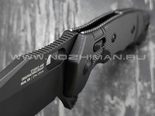 Нож SOG 12-21-02-57 Seal XR сталь S35VN, рукоять FRN