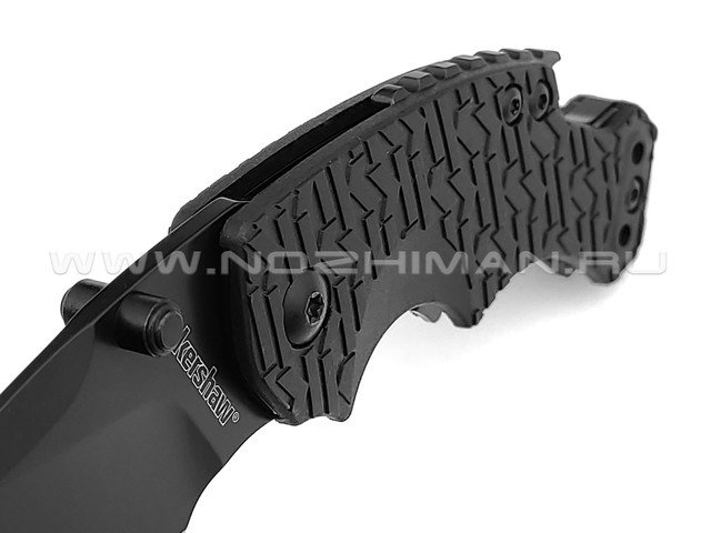 Kershaw 8700BLK Shuffle Black сталь 8Cr13MoV, рукоять GRN