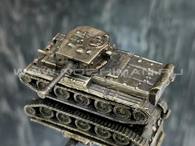 Танк Mk.VIII Cromwell, латунь, 50 мм