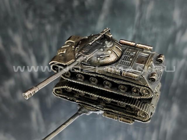 Танк ИС-3, латунь, 50 мм