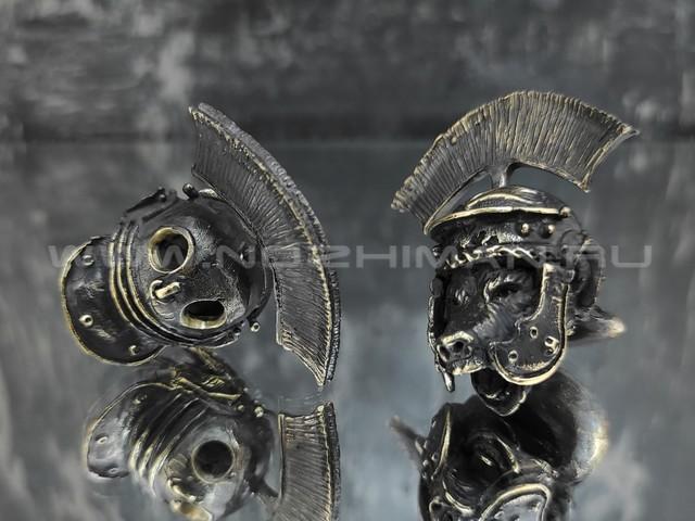 "Бусина ""Центурион"" латунь (By Mordor)"