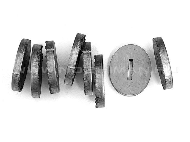 Больстер титан ОТ4, 25х20х3.5 мм