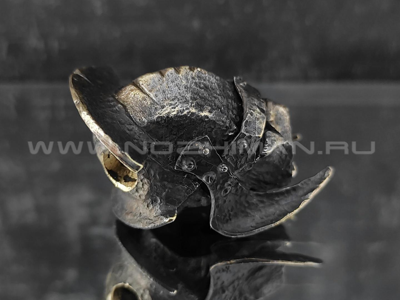 """Бусина """"Урук-хай"""" латунь (By Mordor)"""