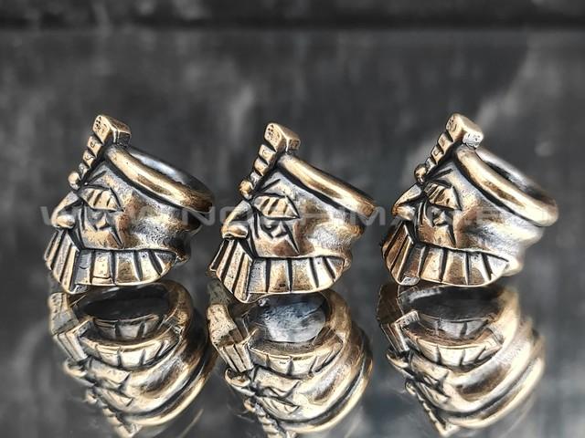 "Бусина ""Воин"" бронза (РЛМ)"