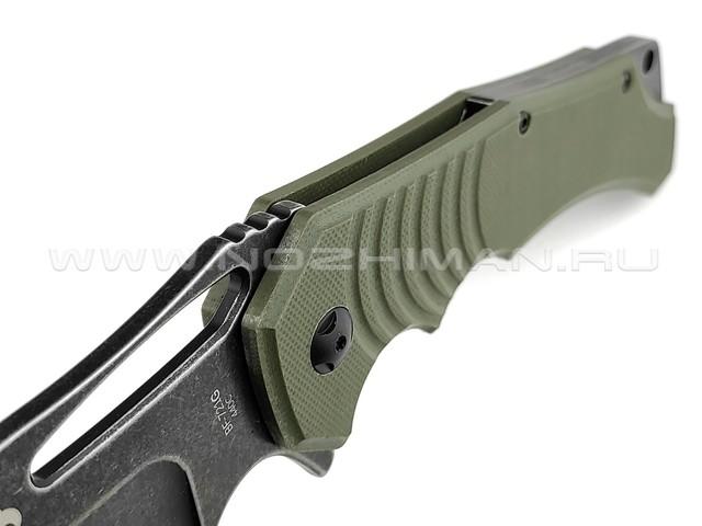 Нож Black Fox Hugin BF-721G сталь 440C, рукоять G10