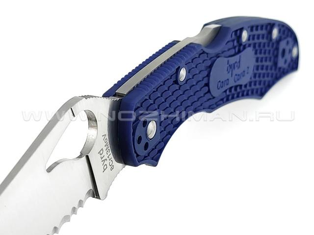 Byrd нож Cara Cara 2 BY03PSBL2 сталь 8Cr13MoV, рукоять FRN blue