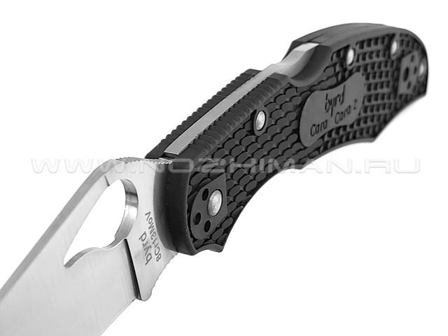 Byrd нож Cara Cara 2 BY03PBK2 сталь 8Cr13MoV, рукоять FRN black