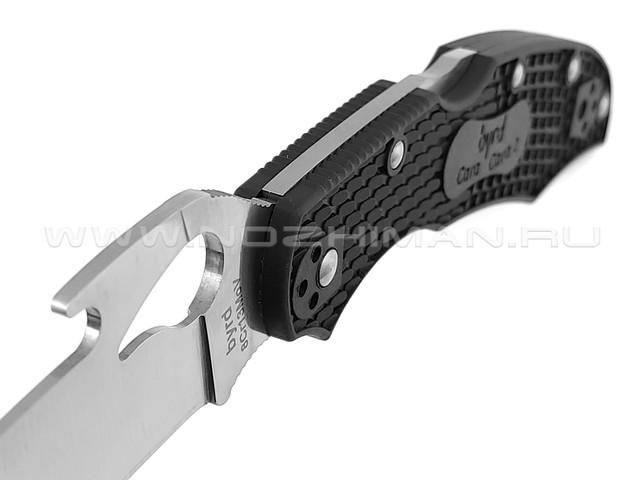 Byrd нож Cara Cara 2 Emerson opener BY03PBK2W сталь 8Cr13MoV, рукоять FRN black
