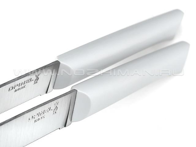 Набор из 4-х кухонных ножей Opinel N°125 Bon Appetit Cloud 001904 сталь 12C27, рукоять polymer