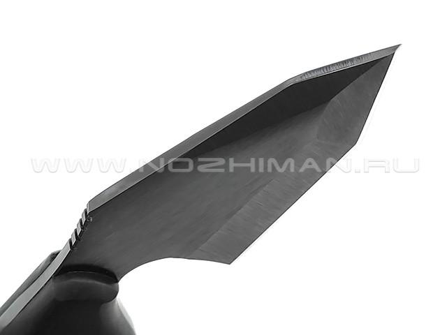"""Нож """"Шип-2"""" сталь 65Г, рукоять граб (Титов & Солдатова)"""