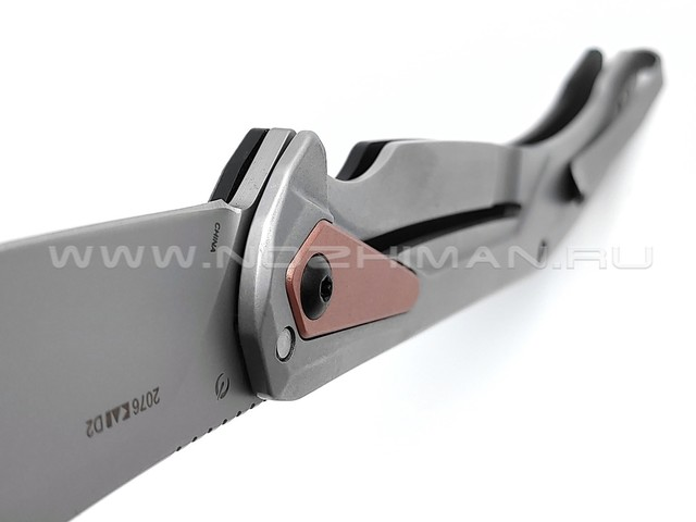 Kershaw нож Strata 2076 сталь D2, рукоять G10/сталь