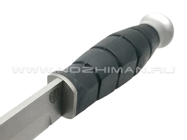 Нож SARO Финский сталь Aus-6, рукоять резина