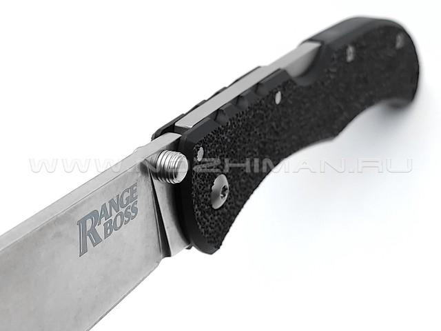 Cold Steel нож Range Boss 20KR7 Black Handle сталь 4034SS, рукоять Zy-Ex