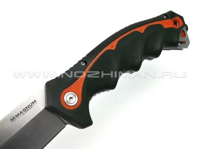 Magnum нож Chainsaw Attendant 01RY294 сталь 440B, рукоять Kraton