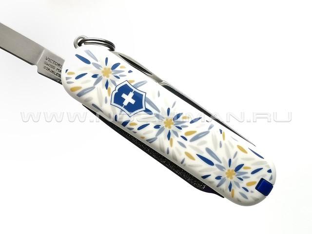Швейцарский нож Victorinox 0.6223.L2109 Alpine Edelweiss (7 функций)