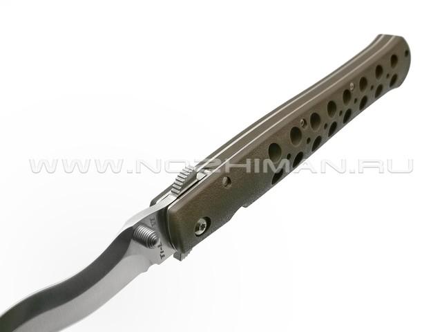 Cold Steel нож Ti-Lite 6 Kris Plane 26SXK6 сталь Aus 10A, рукоять Zy-Ex
