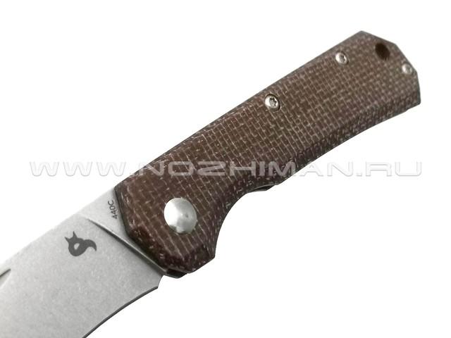 Нож Fox Ciol BF-748 MIB сталь 440C, рукоять микарта