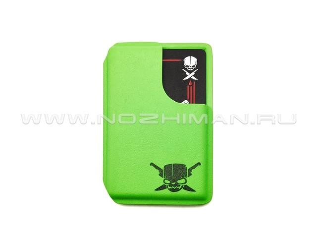 Pirate Custom кардхолдер Classic zombie green