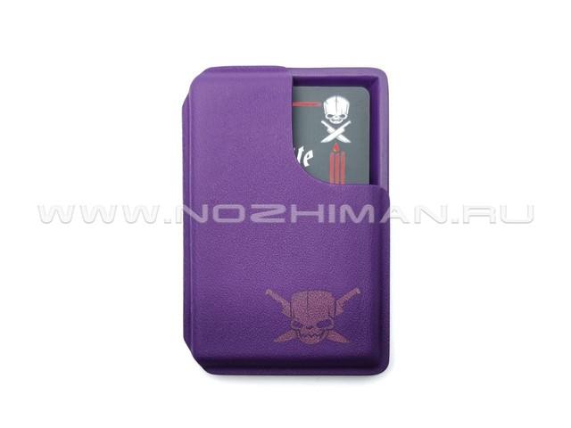 Pirate Custom кардхолдер Classic purple