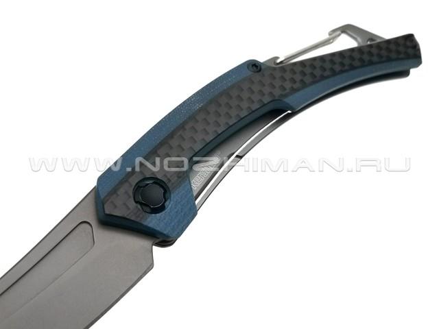 Нож Kershaw Reverb XL 1225 сталь 8Cr13MoV, рукоять Carbon fiber, G10