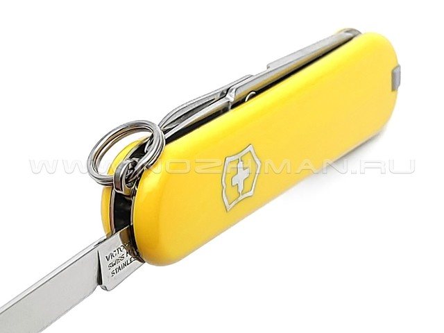 Швейцарский нож Victorinox 0.6223.8 Classic SD Yellow (7 функции)