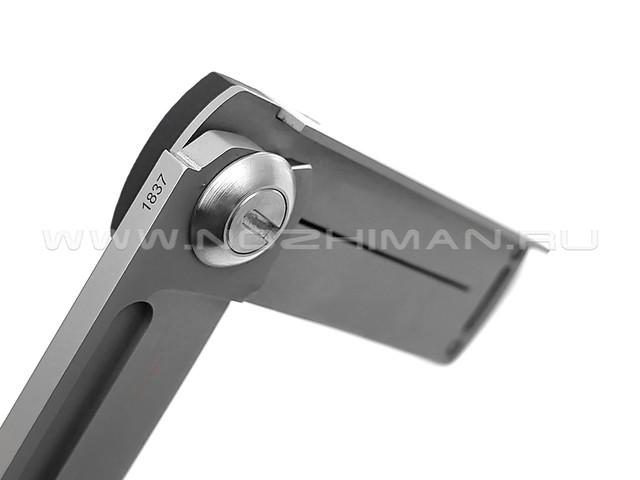 Нож Boker Plus Rocket G10 01BO263, сталь 440C, рукоять G10 black