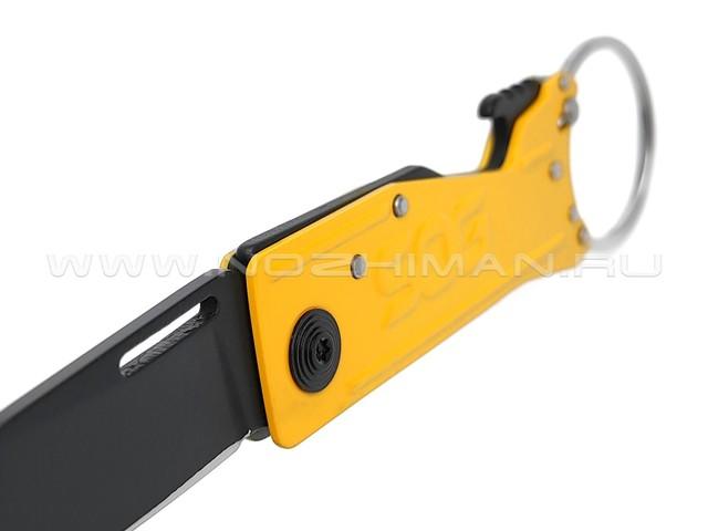 Нож SOG KeyTron Yellow KT1005 сталь 5Cr15MoV рукоять Stainless steel